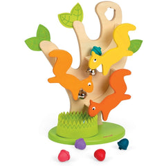 Janod Wood Toys Nutty Ball Wood Toy (12 months+)