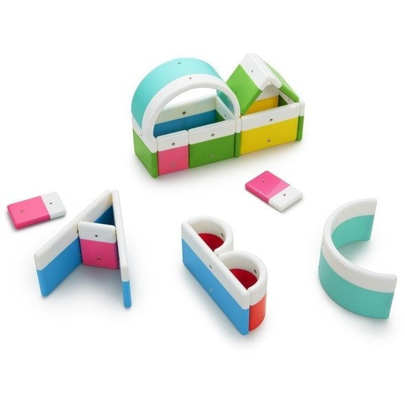 Kid O Learning Toys Kid O Alphabuild Letter Building Set (Ages 3+)