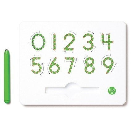 Kid O Magnatab Numbers Kid O Letter and Number Magnatab (5 designs) (3+ years)