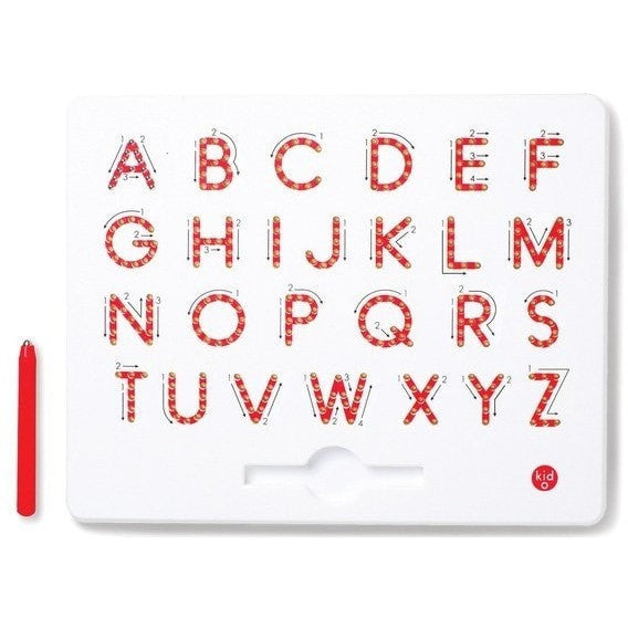Kid O Magnatab Upper Case Kid O Letter and Number Magnatab (5 designs) (3+ years)