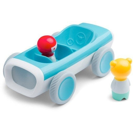 Kid O STEM Toy Kid O Myland Car STEM Learning Toy (2+ Years)