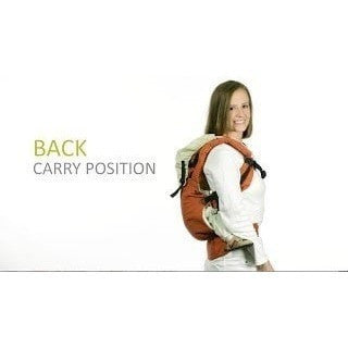 LilleBaby baby carrier LilleBaby - Complete Original Baby Carrier - Charcoal and Black (Newborn - 48 months)