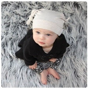 Mod Swad baby hat 5-13lbs / Shangri'La Mod Swad Hat - Knots (2 sizes / 2 colours)