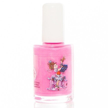 Piggy Paint Nail Polish Positively Pink Piggy Paint - Kids NonToxic Nail Polish (Multiple Colours)