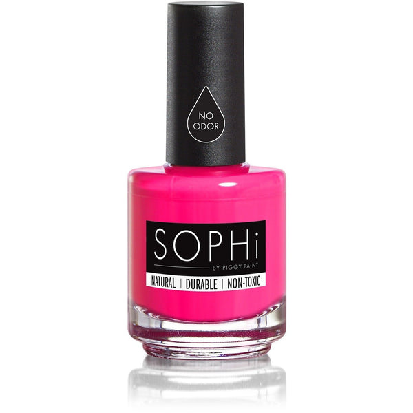 SOPHi by Piggy Paint Nail Polish #NoFilter SOPHi by Piggy Paint - Adult Natural Nail Polish (Multiple Colours)