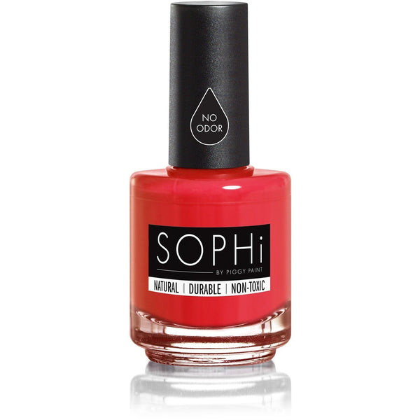 SOPHi by Piggy Paint Nail Polish Red Bottom Stilettos SOPHi by Piggy Paint - Adult Natural Nail Polish (Multiple Colours)