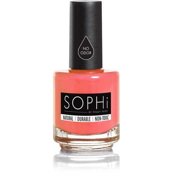SOPHi by Piggy Paint Nail Polish ROME-ance Me SOPHi by Piggy Paint - Adult Natural Nail Polish (Multiple Colours)