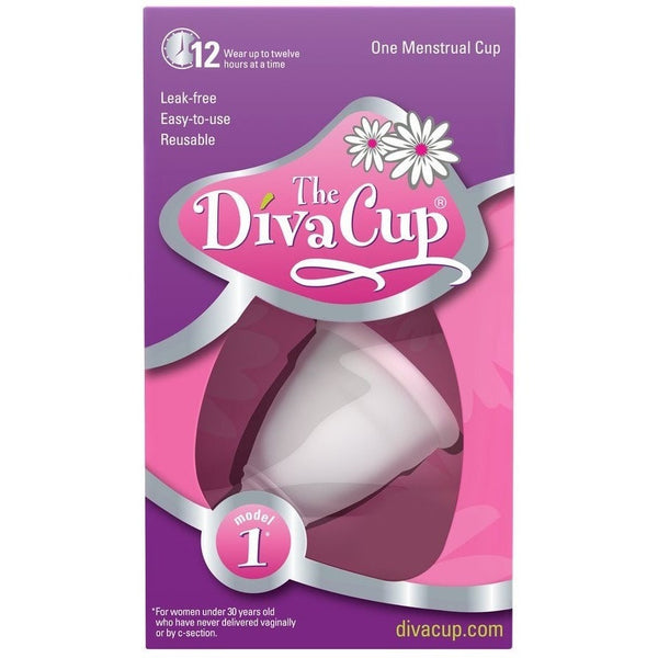 The DivaCup diva cup Model 1 DivaCup (2 Sizes)