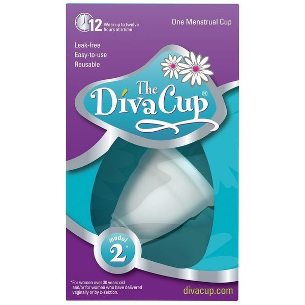 The DivaCup diva cup Model 2 DivaCup (2 Sizes)