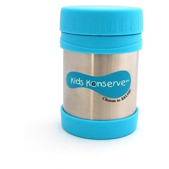 U Konserve food container Green U (Kids) Konserve 12oz / 355ml Insulated Stainless Steel Food Jar (3 Colours)