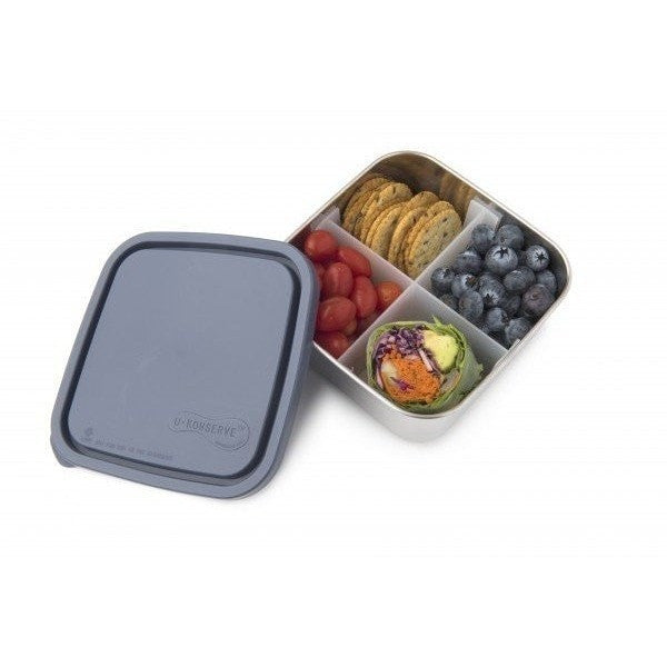 U Konserve food container U Konserve 32oz 946 ml Divided To-Go Medium