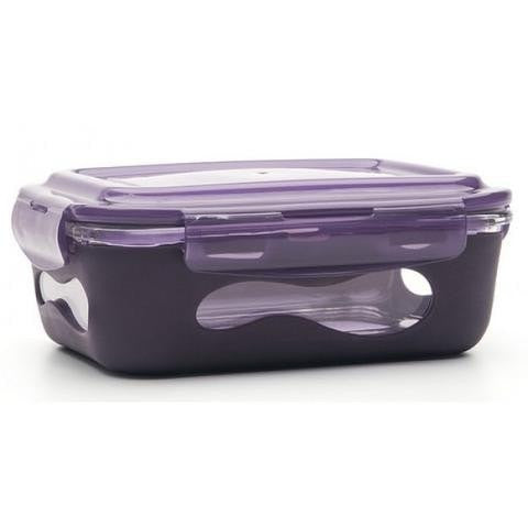 U Konserve food container U Konserve Glass Food Container w Silicone Sleeve (2 sizes / 2 Colours)