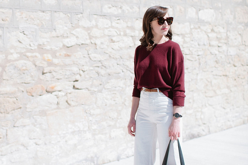 7 Bloggers Who Will Inspire Your Capsule Wardrobe