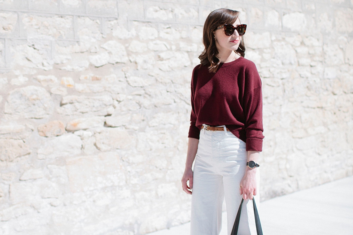 5ac06f07a3 7 Bloggers Who Will Inspire Your Capsule Wardrobe – VETTA
