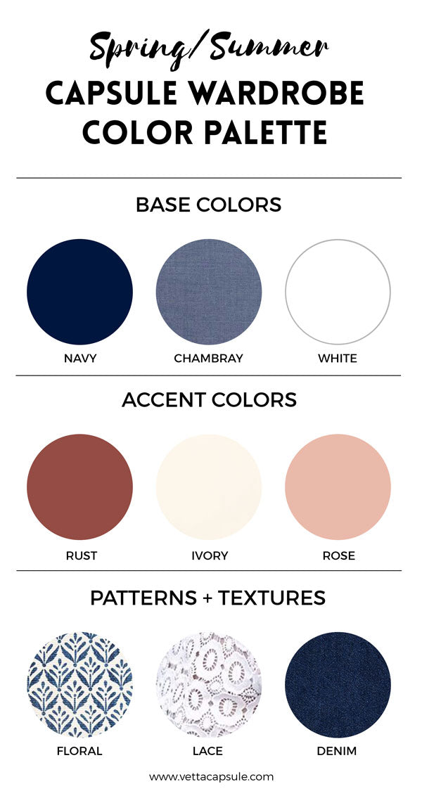 Create A Wardrobe Color Palette Vetta,Most Beautiful Parks In The Us