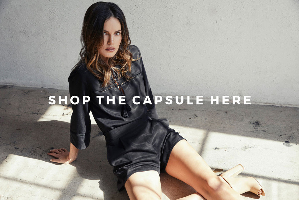 Spring capsule wardrobe essentials