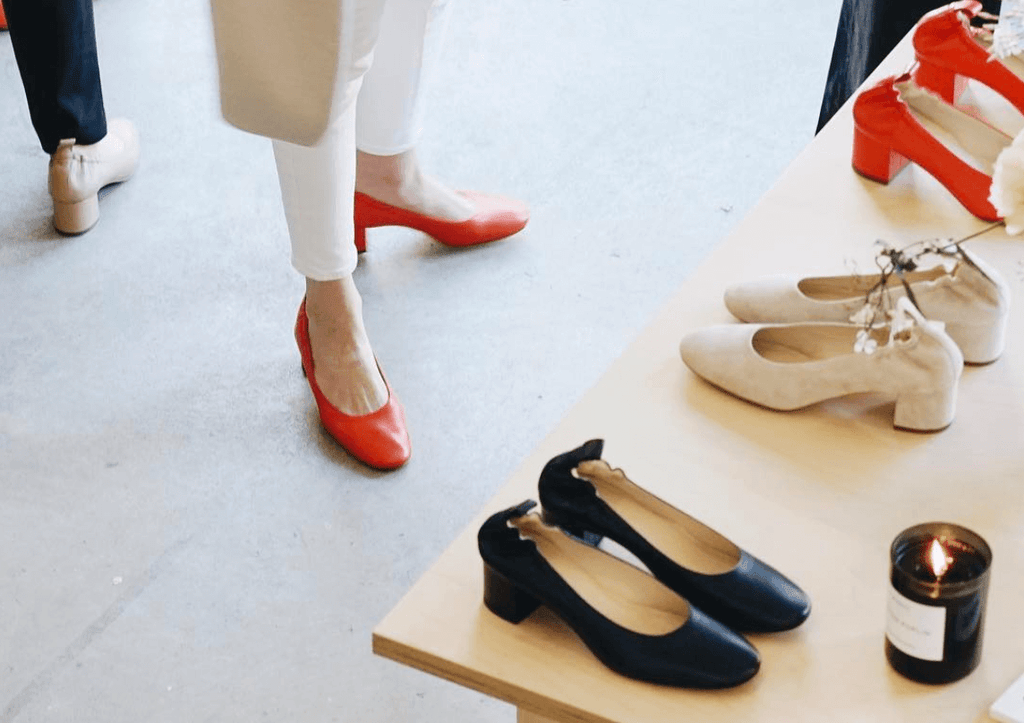 Everlane ethical shoe brands