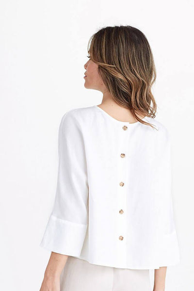 VETTA The Boxy Blouse capsule wardrobe