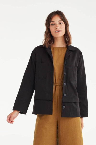 VETTA The Chore Jacket capsule wardrobe