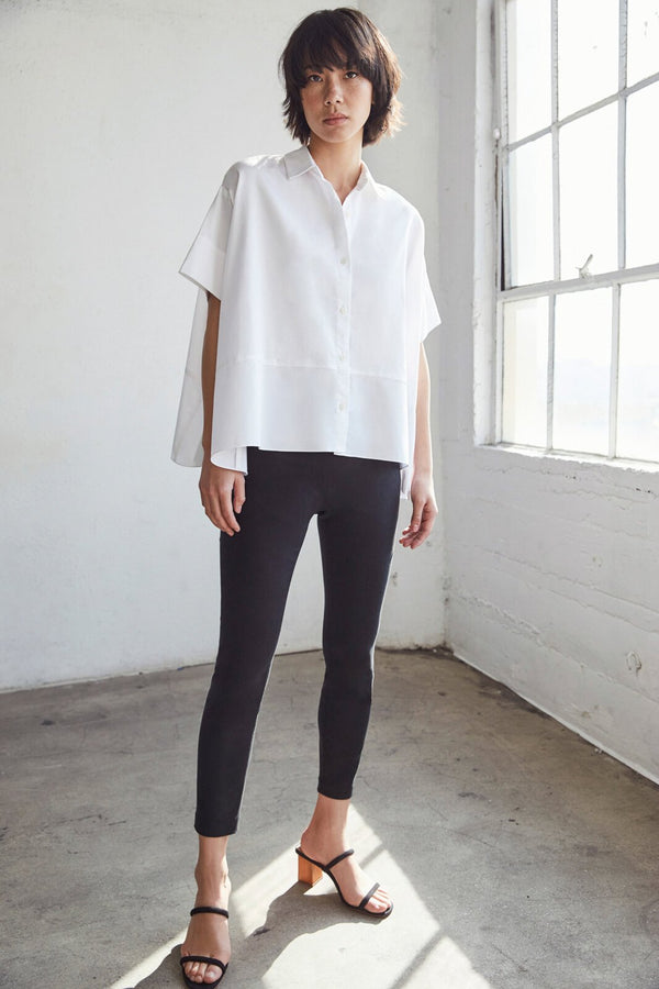 VETTA The Oversized Shirt capsule wardrobe