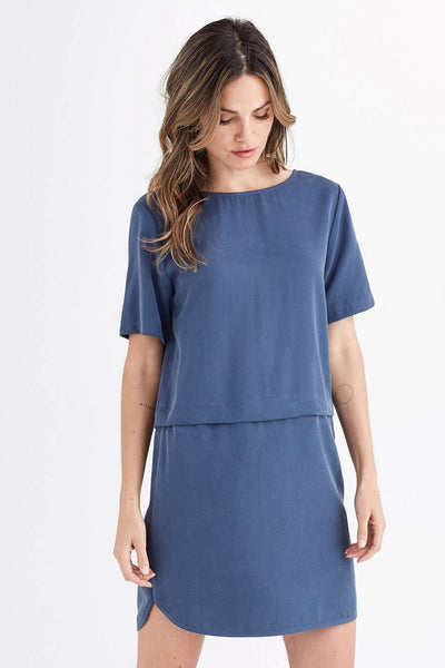 VETTA The Shift Dress capsule wardrobe