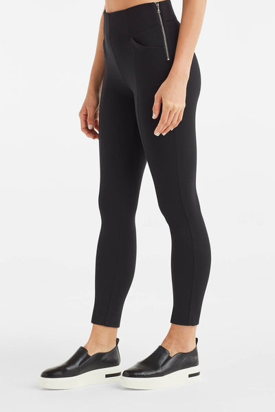 VETTA The Side-Zip Stretch Pant capsule wardrobe