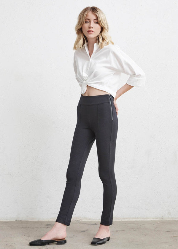 VETTA The Stretch Ankle Pant capsule wardrobe