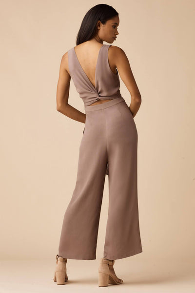 VETTA The Two Piece Apron Jumpsuit - Limited Edition capsule wardrobe