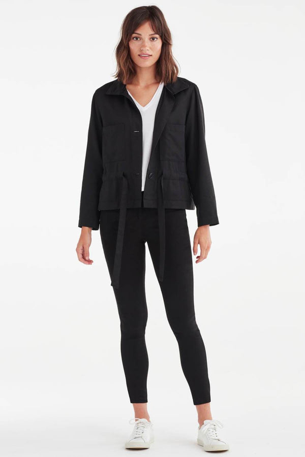 VETTA The Utility Jacket capsule wardrobe