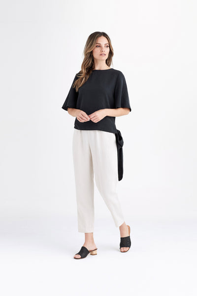 VETTA The Wrap Top 2.0 capsule wardrobe