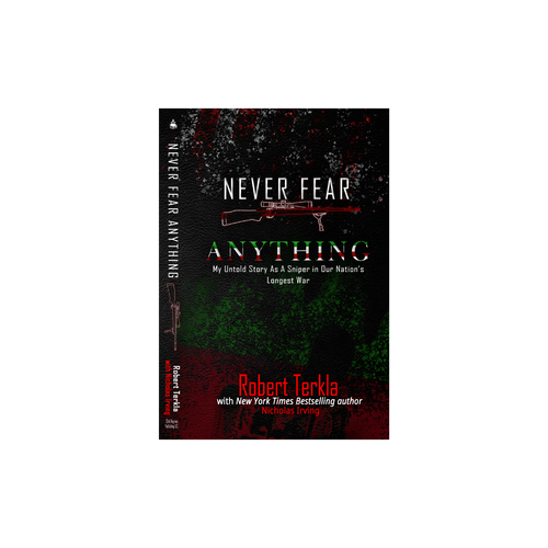 Never Fear Anything Book - Paperback