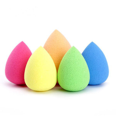 Beauty - Cosmetic Puff Powder Smooth Make Up Sponge 14 Colors Choices