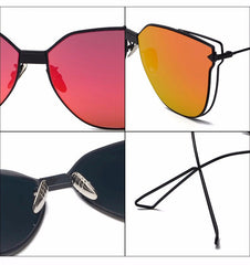 Extra Cat Eye Sunglasses - Luxxy Shop
