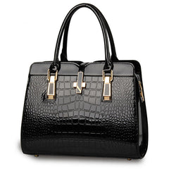 CrocXury High-Class Glitzy Handbag - Luxxy Shop
