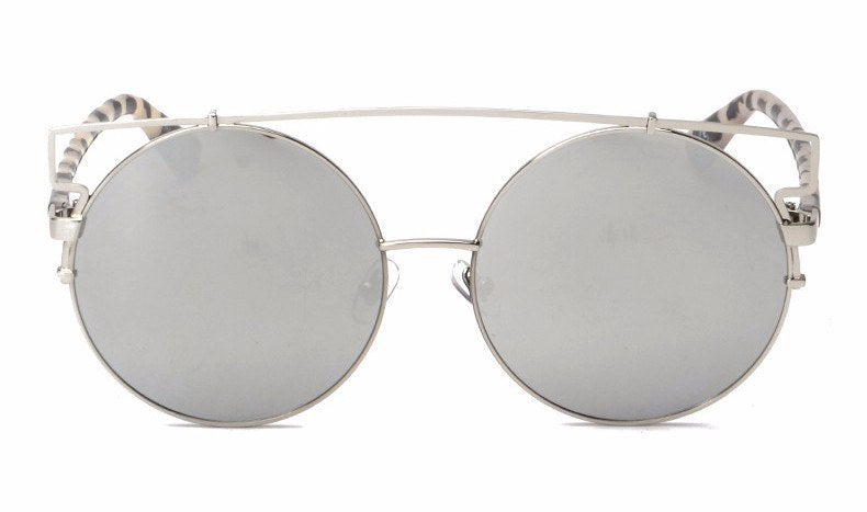 Highway Fashionable round Sunglasses - Luxxy Shop
