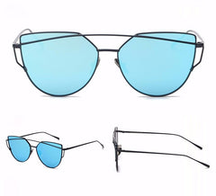 Horizon Designer Style Cat Eye Sunglasses - Luxxy Shop