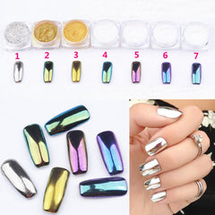 Nail Glitter - Powder Nail Art - Luxxy Shop