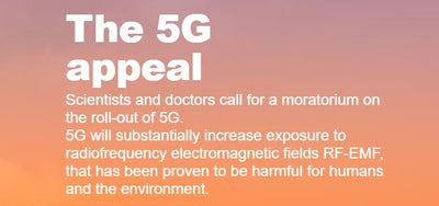 The 5G Appeal to the EU by Scientists & Doctors