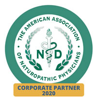 Support of American Association of Naturopathic Doctors