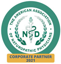 Supporter of American Association of Naturopathic Doctors