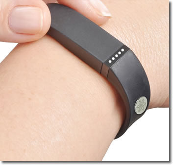 Electromagnetic Radiation from Fitness Tracking Devices
