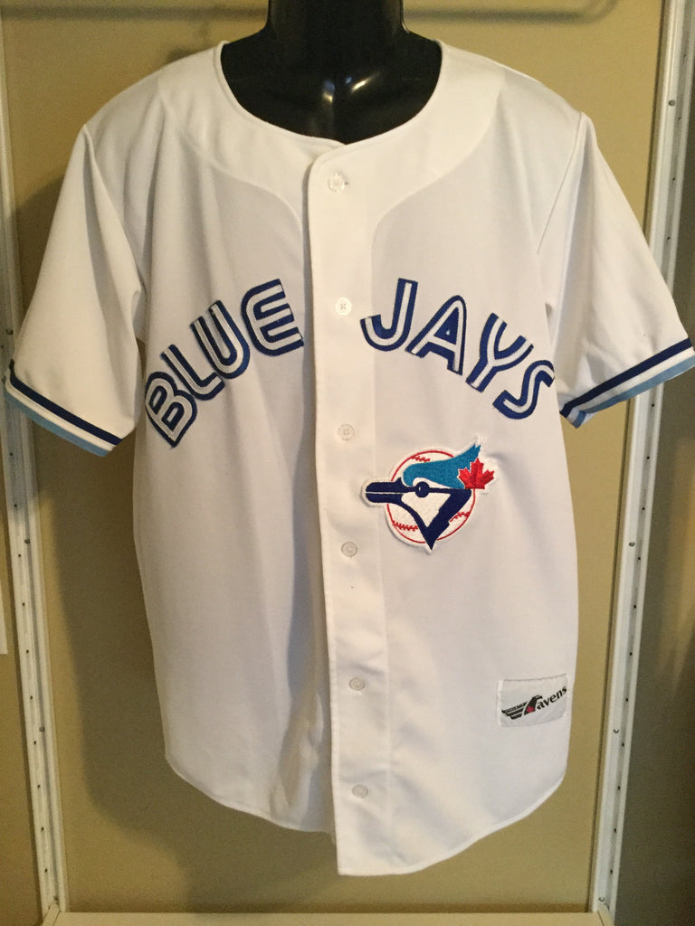b09846e0a Vintage 90's Toronto Blue Jays Size XL Baseball Jersey – Larry the Hockey  Guy Collectibles, Antiques & Thrift