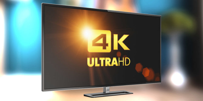 What is 4K HDR TV? How Does 4K Differ from 1080P?