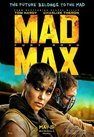 Mad Max: Fury Road VUDU HD or iTunes HD via Movies Anywhere