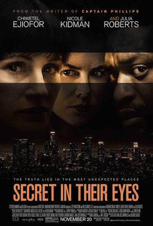 Secret in their Eyes iTunes HD