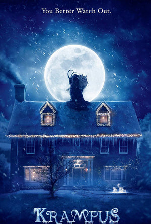 Krampus iTunes HD