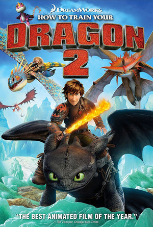 How to Train your Dragon 2 VUDU HD or iTunes HD Via Movies Anywhere