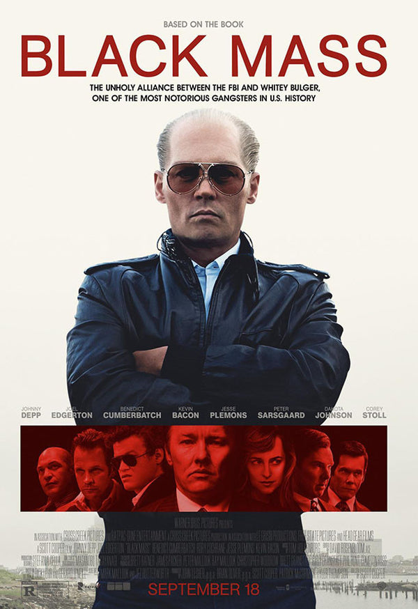 Black Mass VUDU HD or iTunes HD Via Movies Anywhere