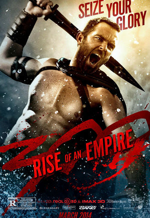 300 Rise of an Empire UV HD or iTunes HD via Movies Anywhere