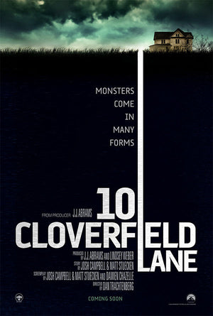10 Cloverfield Lane iTunes 4K